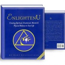 """Enlighten U"" book cover"