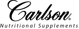 Carlson Labs Logo, Black Text