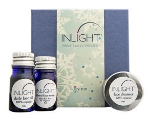 Inlight Try Me Kit Gift Box and Products