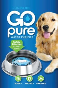 Go Pure Pet Product Package