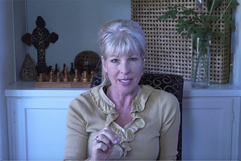 Trina Becksted discusses yoga practice