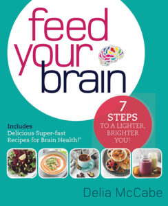 "book cover for ""Feed Your Brain"""