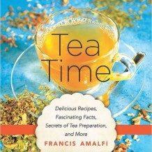 """Tea Time"" book cover"