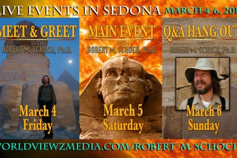 Fliers for Live Events in Sedona