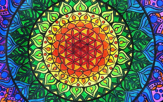 Mandalas Beautiful And Powerfully Healing Artwork