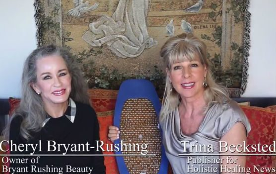 Cheryl Bryant Rushing in an interview with Trina Becksted