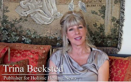 Trina Becksted talking about living presently