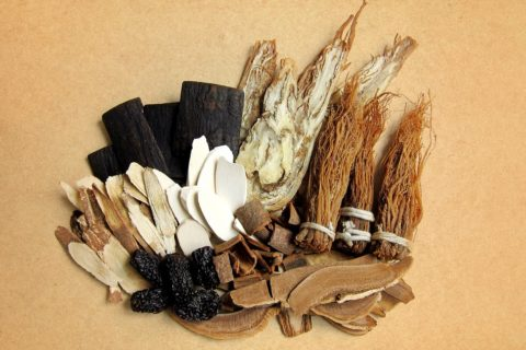 ginseng and other medicinal herbs